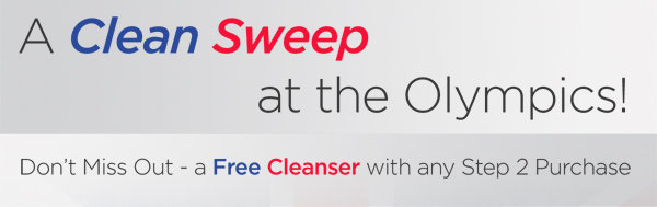 Don't Miss Out: a Free Cleanser with any Step 2 Purchase!