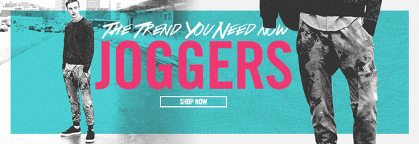Shop The Trend You Need Now: Joggers