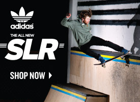 Adidas: The All New Silas SLR