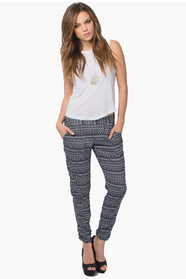 Inca Silky Pants 30