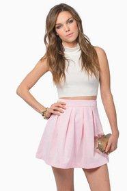 Evelyn Scuba Skirt 32