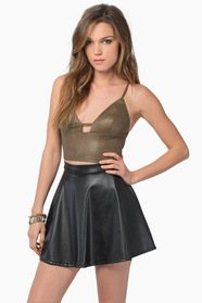 Stick With You Crop Top 33