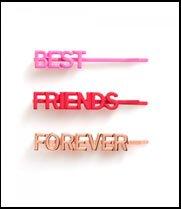 girl talk bobbi set - best friends forever