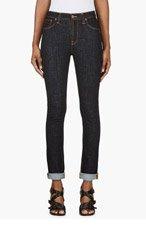 NUDIE JEANS Indigo High Kai Jeans for women