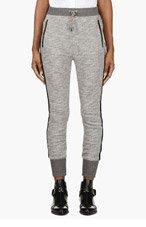 RAG & BONE Grey Marled Murphy Lounge Pants for women