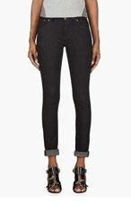 NUDIE JEANS Indigo Skinny Sam Jeans for women