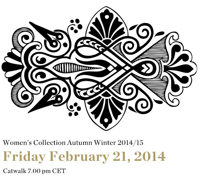 Save the Date: Fashion Show Live February 21 2014