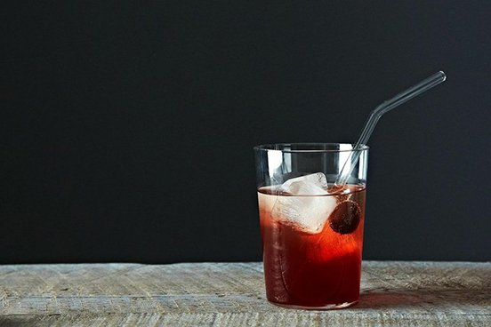 DIY Grenadine