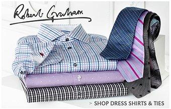 ROBERT GRAHAM | SHOP DRESS SHIRTS & TIES