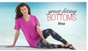 great-fitting bottoms