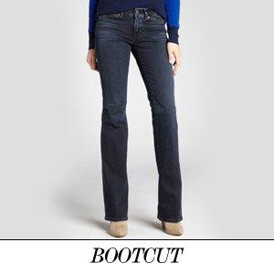 Bootcut Denim