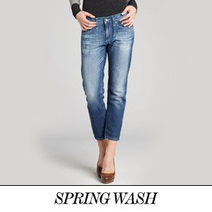 Spring Wash Denim