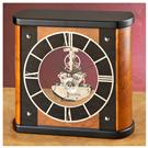 Bulova® Tabor Skeleton Mantel Clock