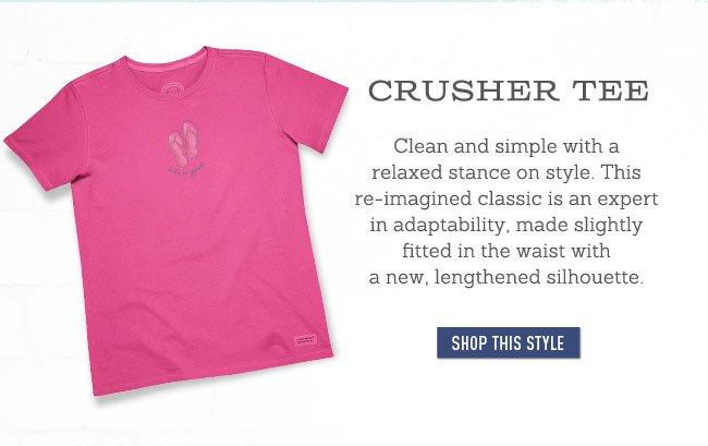 Women's Classic Style Tee Shirt