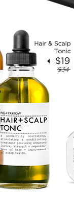 Hair & Scalp Tonic