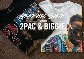 Shop Graphic Shop ft. 2Pac & Biggie