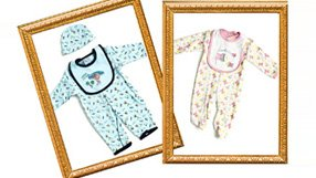 Infant and Toddler Playwear by Sweet & Soft