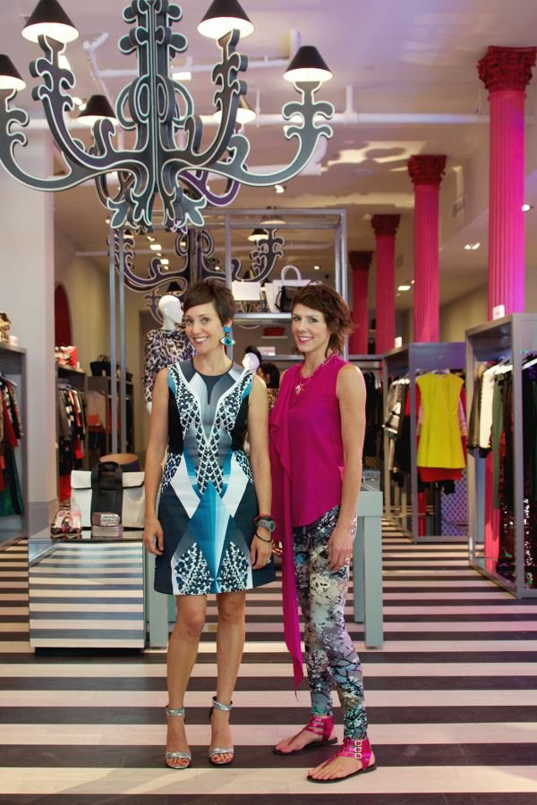 Women of Style: Sarah Easley and Beth Buccini