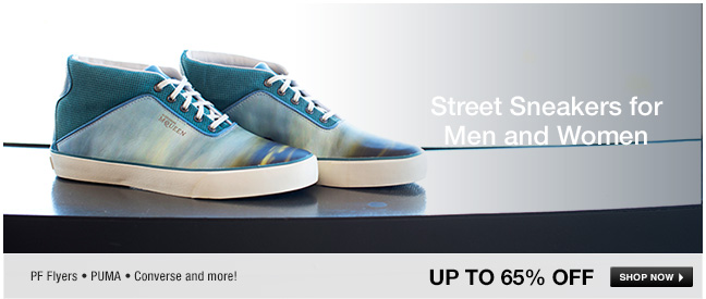 Street Sneakers for Men and Women