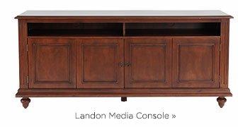 Landon Media Console