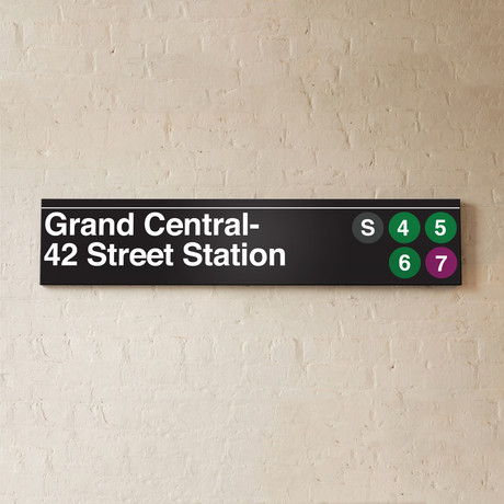 Grand Central // 42 Street