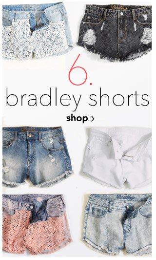 bradley shorts