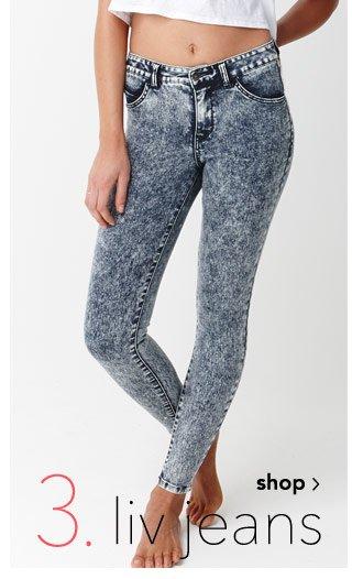 liv jeans