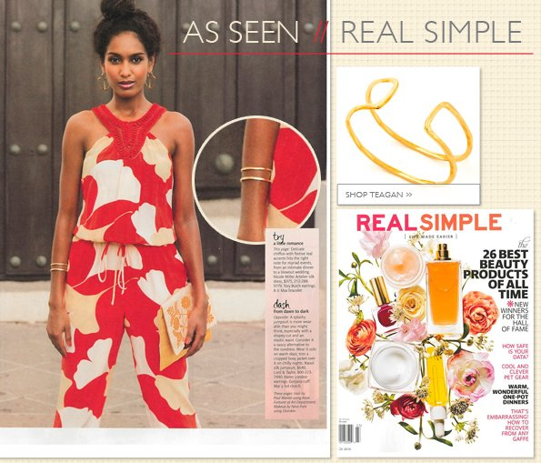 Must-Have Teagan Cuff Featured In The Press