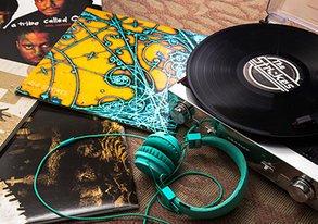 Shop Jam Out: NEW Vinyl & Music Gear