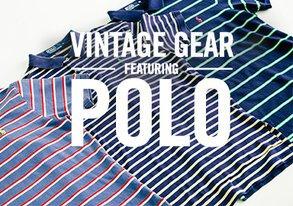 Shop Authentic Vintage Gear ft. Polo
