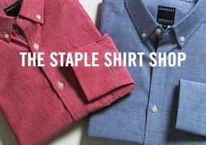 Shop The Staple Shirt Shop
