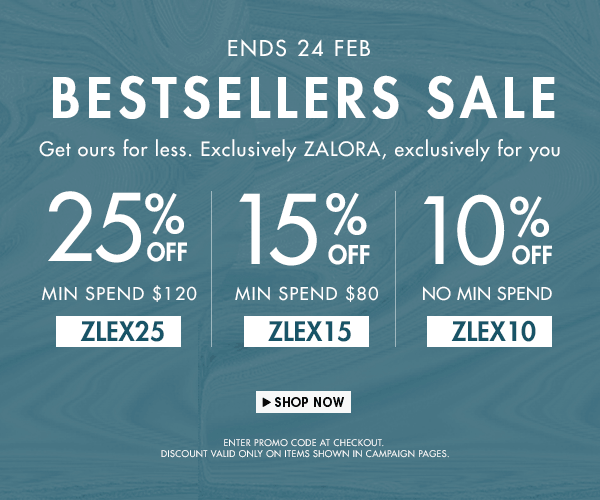 Bestsellers Sale! Get up to 25% off!