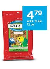 Lafeber's Classic Avi-Cakes 12 oz. only $4.79