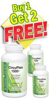 Circulation health, CircuPlex 1500
