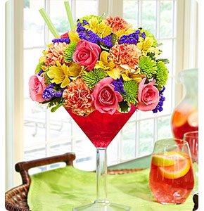 Sangria Bouquet™  Same-Day Local Florist Delivery Shop Now