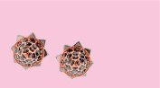 Serena Pave Stud Earrings
