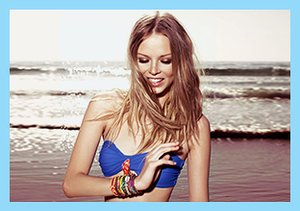 Swim Style: Hipanema Jewelry & Swimwear