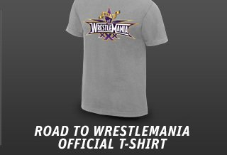 Road to WrestleMania 30 T-shirt