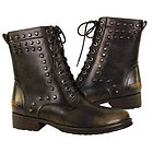 Xelement Mens Slayer Stud Leather Boots