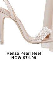 Renza Pearl Heel