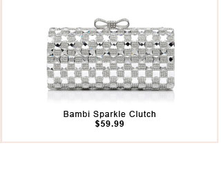 Bambi Sparkle Clutch