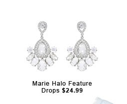 Marie Halo Feature Drops