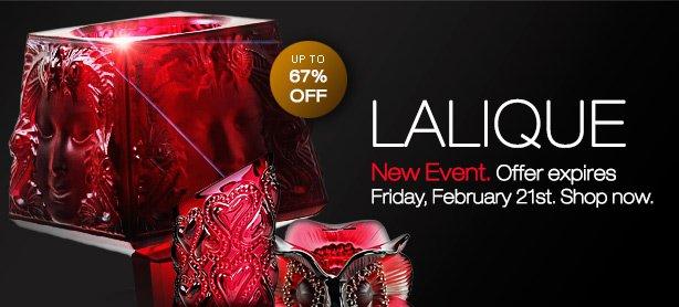 lalique Flash Sale
