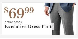 $69.99 USD - Executive Dress Pants