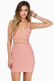 Venetian Bodycon Dress 50