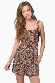Vanessa Overall Dress 30