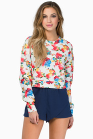 Flower Up Sweater 33