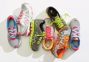 Run & Play: Kids' Sneakers