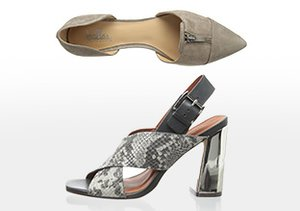 Stylish Steps: Flats, Pumps & More