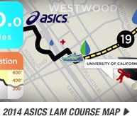 Watch the 2014 ASICS LA Marathon Course Map - Promo C